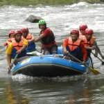 pelatihan guide rafting2