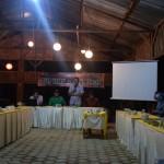 diskusi pertemuan FK deswita di Desa Panusupan