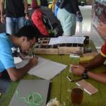 pendaki asal Malaysia mendaftarkan diri di pos Bambangan1